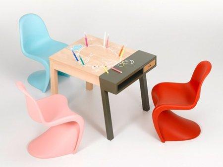 Panton chair colores