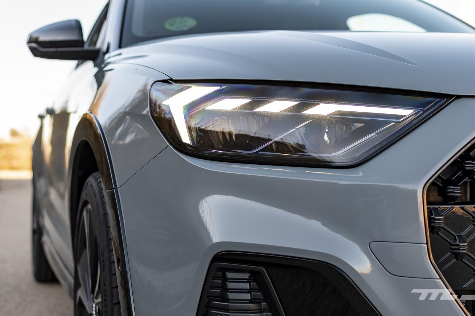 Foto de Audi A1 Citycarver 2020 prueba (16/39)