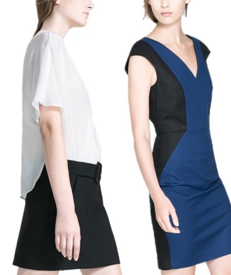 vestidos rebajas zara 2014