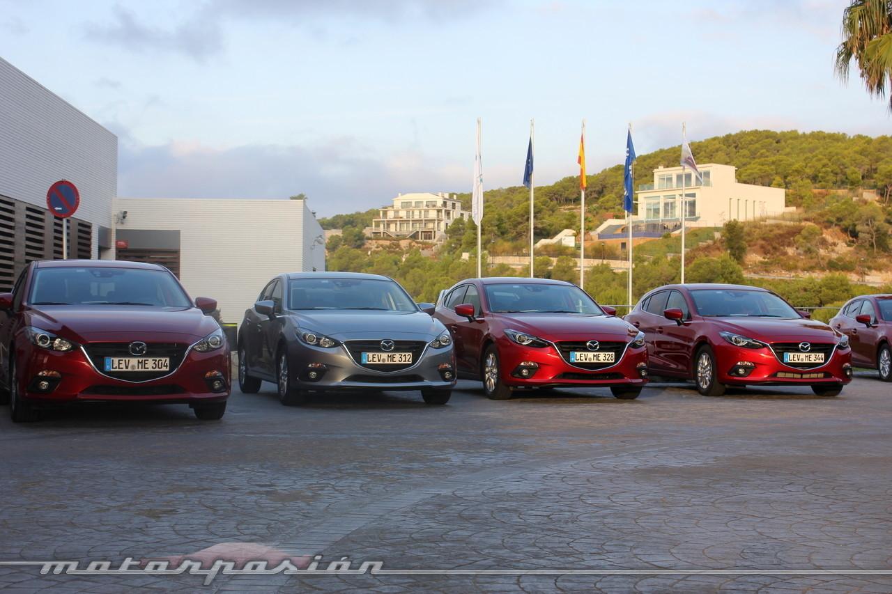 Foto de Mazda3 2013, presentación y prueba (2/61)