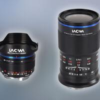 Laowa 65mm f/2.8 2x Ultra Macro APO y 11mm f/4.5 FF RL, nuevas versiones macro y ultra angular para mirrorless Canon R y Nikon Z
