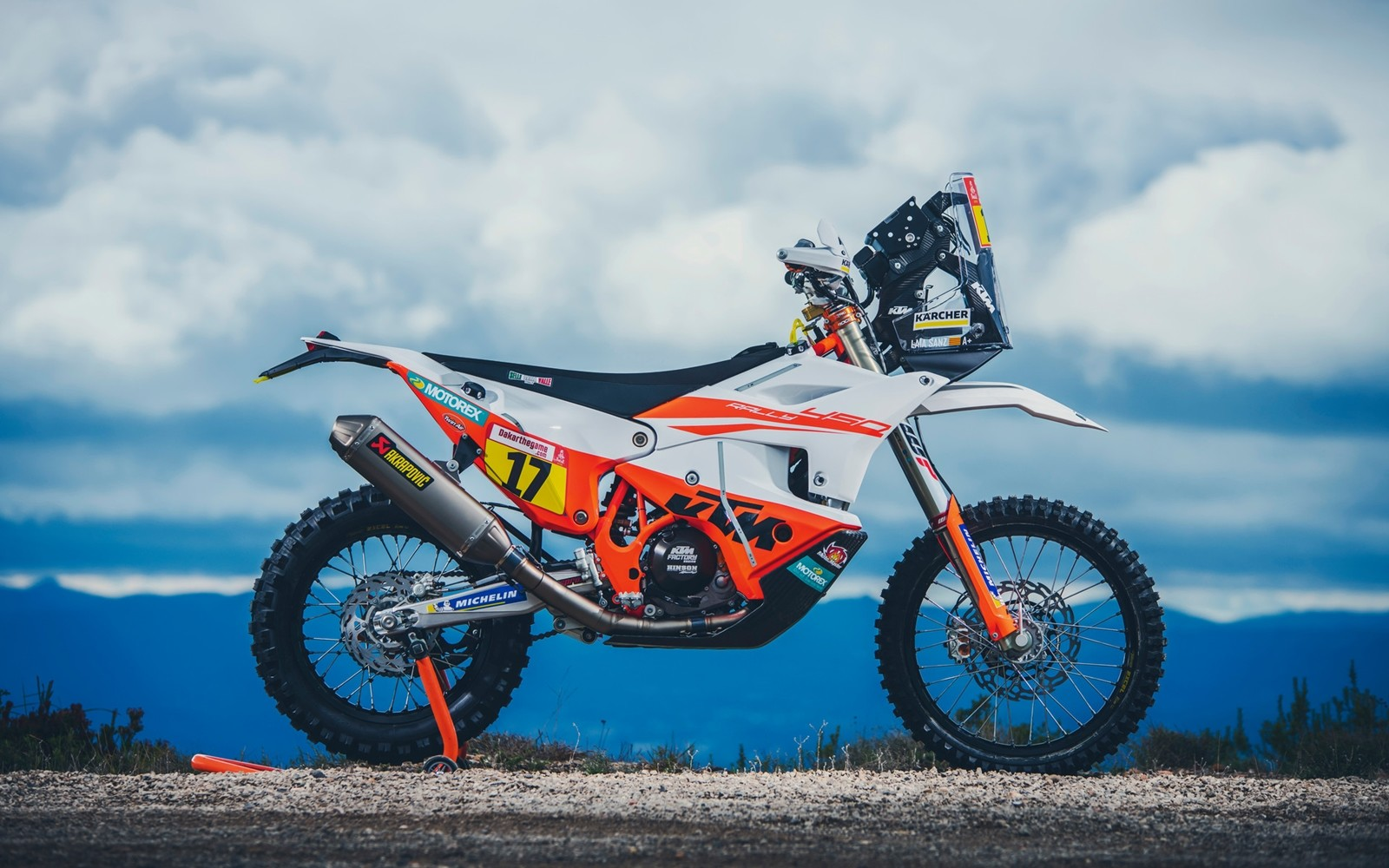 Foto de KTM 450 Rally Dakar 2019 (102/116)