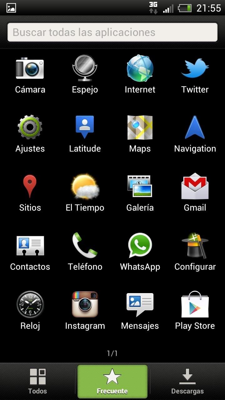 Foto de HTC Sense 4.0 ejemplos (21/39)
