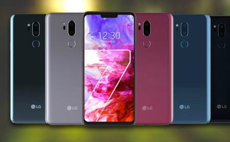 El LG G7 ThinQ se presentará el 2 de mayo, y esto es todo lo que sabemos de él hasta el momento