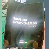 """Este es el Galaxy Z Fold 2: se filtra el nuevo smartphone plegable de Samsung, con pantalla """"sin marcos"""" y sin notch"""