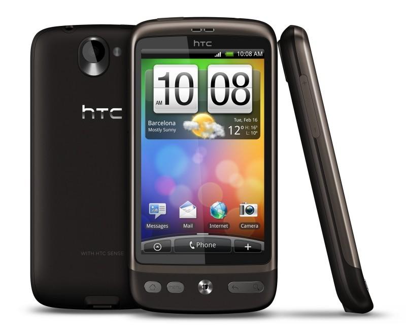 Foto de HTC Desire (1/5)