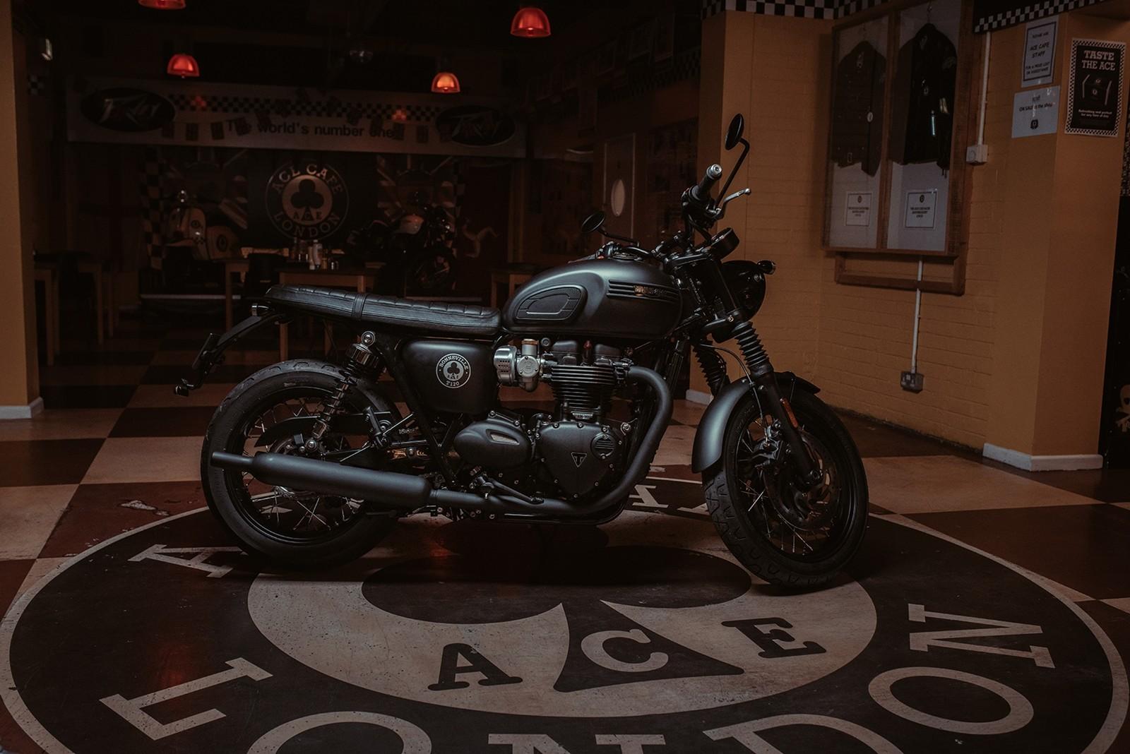 Foto de Triumph Bonneville T120 Ace y Diamond Edition 2019 (19/26)