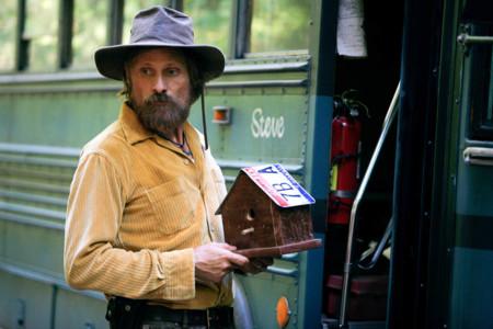 Foto Viggo Mortensen En Captain Fantastic