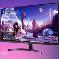 Este monitor gaming 2K de 32 pulgadas cuesta 90 euros menos esta semana en El Corte Inglés: LG 32QN600-B por 259 euros