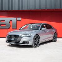 ABT mete mano al Audi A8 TDI y lo acerca a la versión más potente de la gama con 330 CV