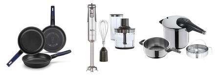 4 ofertas del día en Amazon en hogar y cocina de marcas como AEG, BRA o WMF