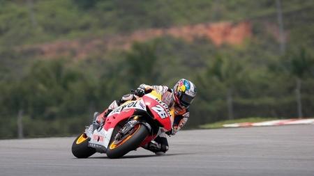 Dani Pedrosa repite como el más rápido en la segunda jornada de test de Sepang