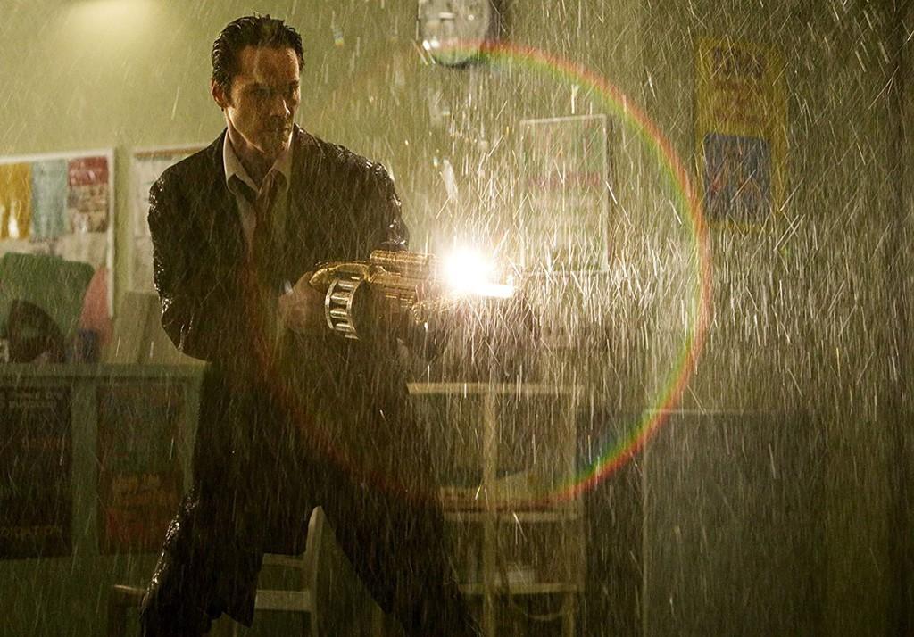 'Constantine': Keanu Reeves se convierte en un investigador paranormal en una película que mereció mejor suerte