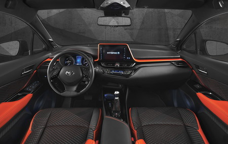 Toyota Ch R Hy Power Concept 6