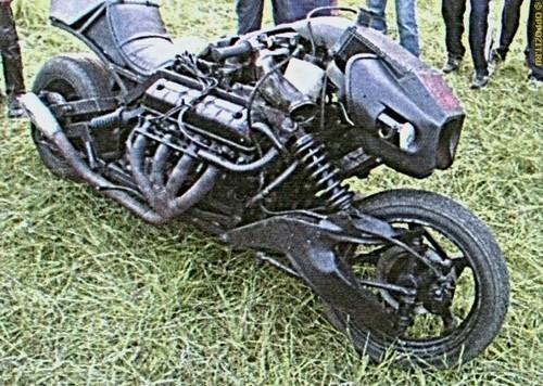 Foto de Ghost Rider a la rusa (2/10)