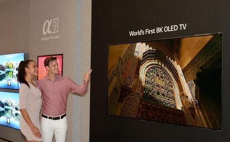 La era del 8K ha comenzado: Samsung y LG se atreven con las primeras televisiones de más de 80 pulgadas