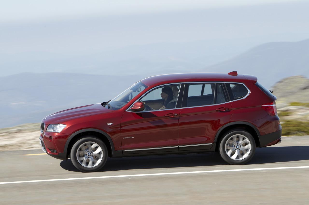 Foto de BMW X3 2011 (16/128)