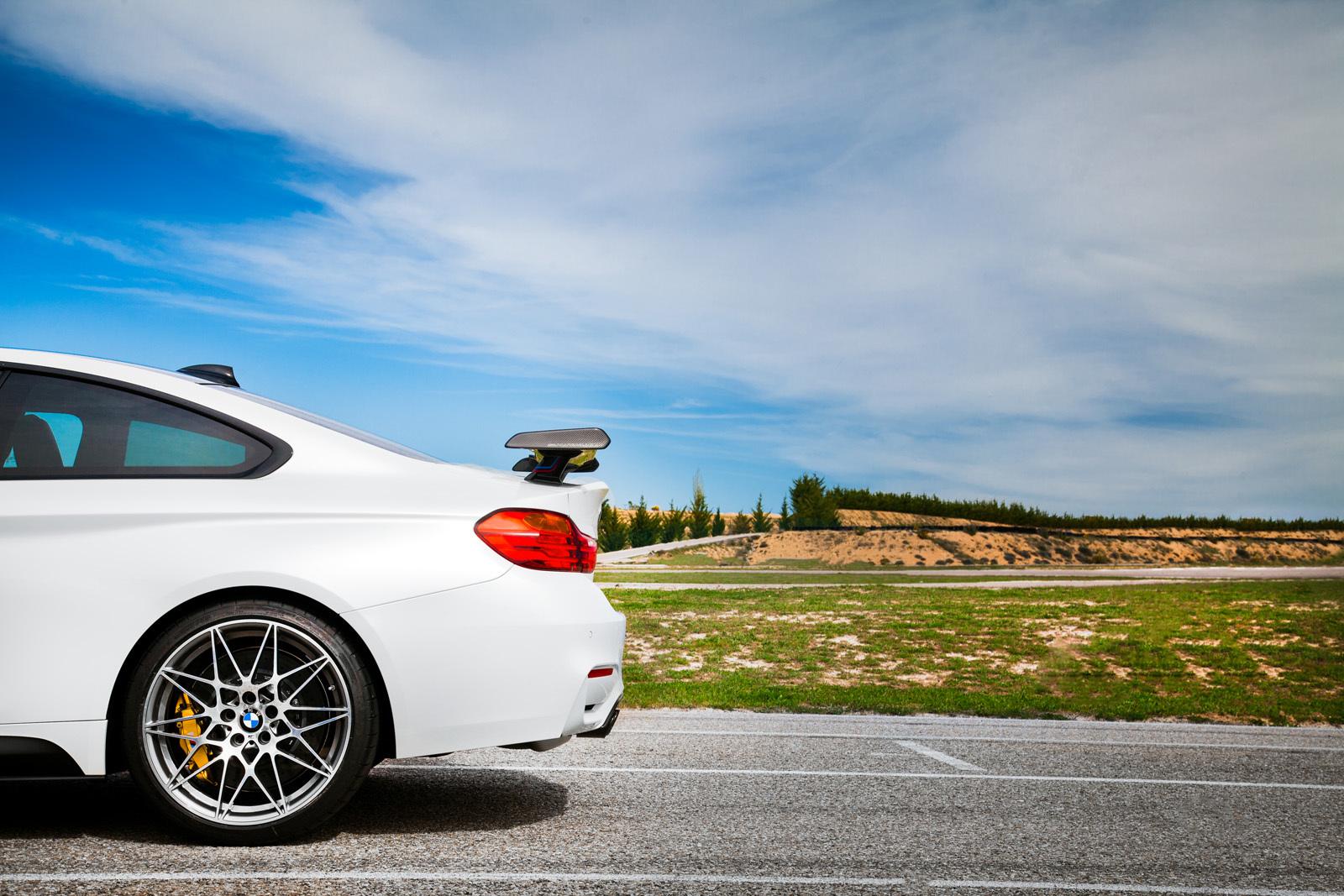 Foto de BMW M4 CS (35/60)