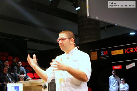 El chef Dani García, protagonista de una película de dibujos animados