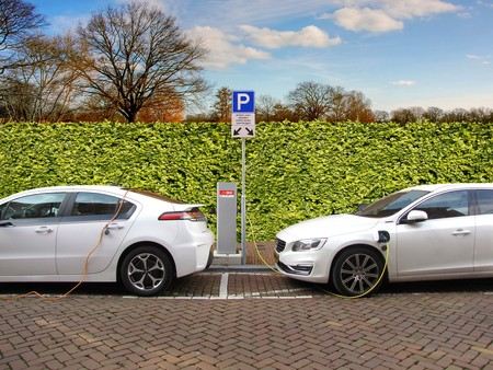 Electric Car Park