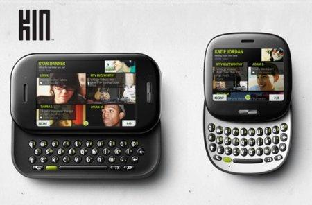Kin One y Two, los teléfonos sociales de Microsoft que aparecerán en Otoño con Vodafone