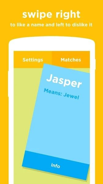 App Nombre Babyname