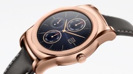 LG es la reina de las pantallas para smartwatch, incluyendo la del Apple Watch
