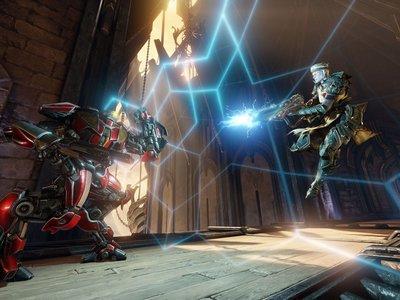Hemos jugado a Quake Champions, coto exclusivo de los más pros del Quake