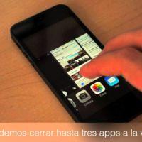 Algunas de las novedades de iOS 7 en vídeo