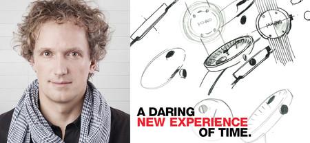 Movado E Yves Behar Conjugan El Diseno Industrial En La Special Edition Edge Collection