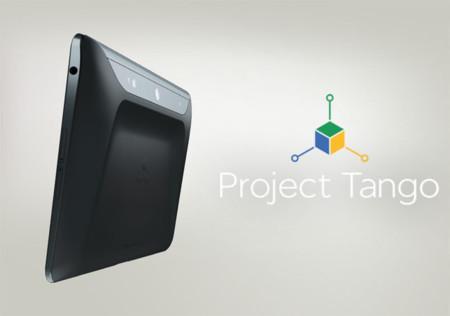 Google ATAP anuncia el tablet con sensores 3D para el Project Tango