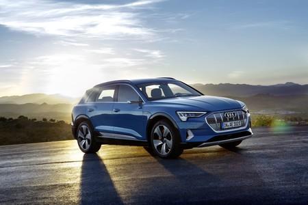 Se presentó hace apenas una semana y el Audi e-Tron ya llegó a los 10 mil pedidos