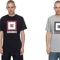 Por 11,98 euros tenemos la camiseta de manga corta Attitude de DC Shoes durante el Superweekend de eBay