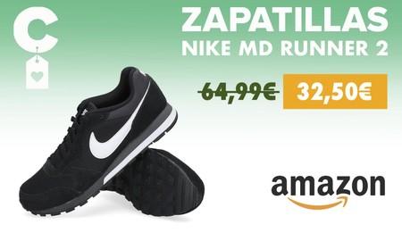 Las zapatillas deportivas más vendidas en Amazon son de Nike y hoy están a su precio más bajo: llévatelas por sólo 32,50 euros