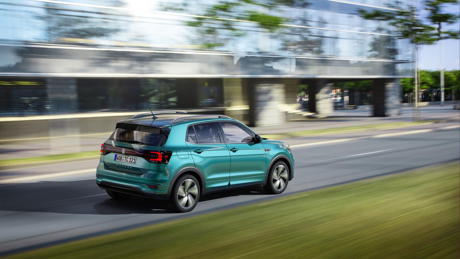 Foto de Volkswagen T-Cross 2019 (9/55)