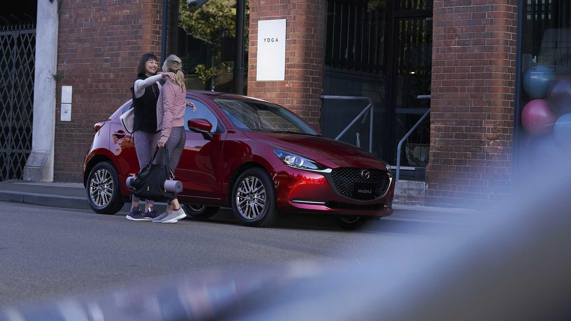 Foto de Mazda 2 2020 (9/31)