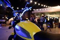 Presentación de la Ducati Scrambler en Madrid