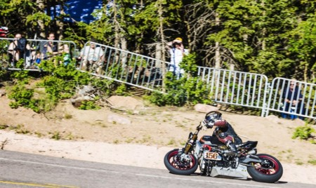 Victory Project 156, al final no ha podido llegar a la cima de Pikes Peak