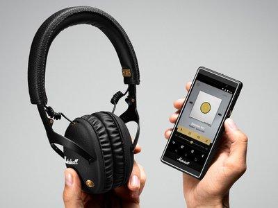 Marshall ya tiene nuevos auriculares, son los Monitor Bluetooth y vienen con el diseño tradicional de la marca