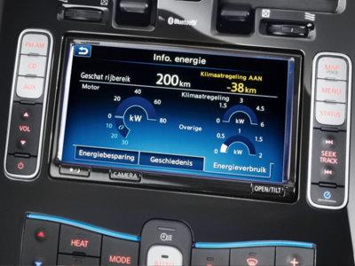 Con NissanConnect EV podrás controlar a distancia tu Nissan Leaf, tú y quizá cualquier otra persona