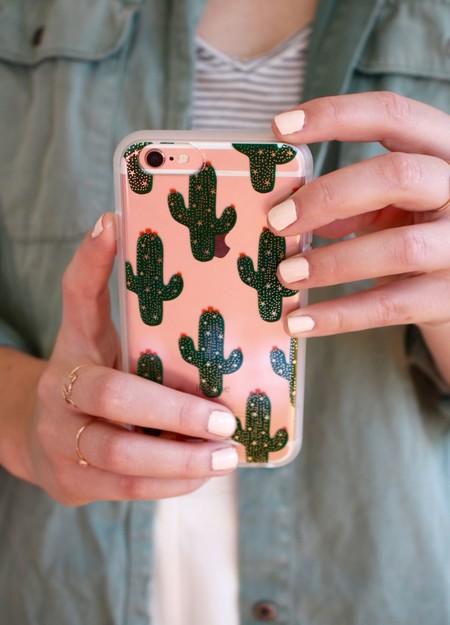 street style cactus estampado