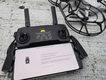 Dji Mavic Mini Analisis Mexico App Dji Fly Conexion