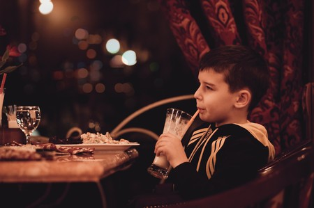 Boy Child Drink 332091