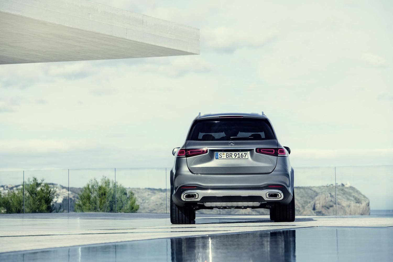 Foto de Mercedes-Benz GLS 2019 (16/68)