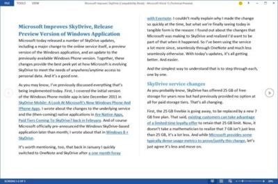 Word 2013 será capaz de abrir y editar archivos PDF