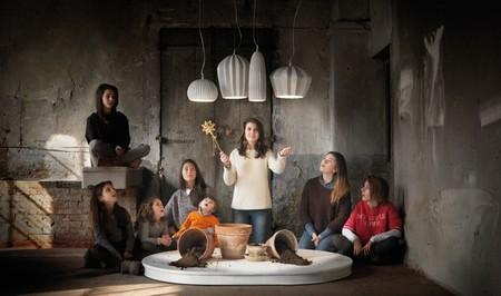 Sahara, la nueva colección de lámparas de Matteo Ugolini para Karman