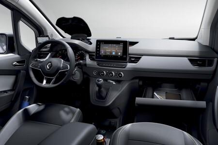 Renault Kangoo Furgon Interior