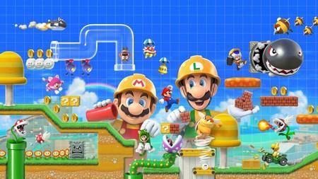 Recrean el clásico Duck Hunt en Super Mario Maker 2 y queda sorprendentemente bien