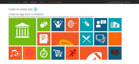 Windows Phone App Studio, un Hello World avanzado
