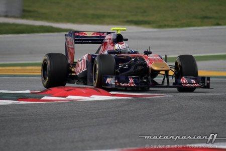 Previo Fórmula 1: Toro Rosso, el hermano menor tiene que seguir creciendo